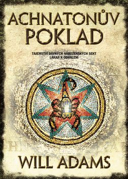 Achnatonův poklad                       , Adams, Will, 1963-